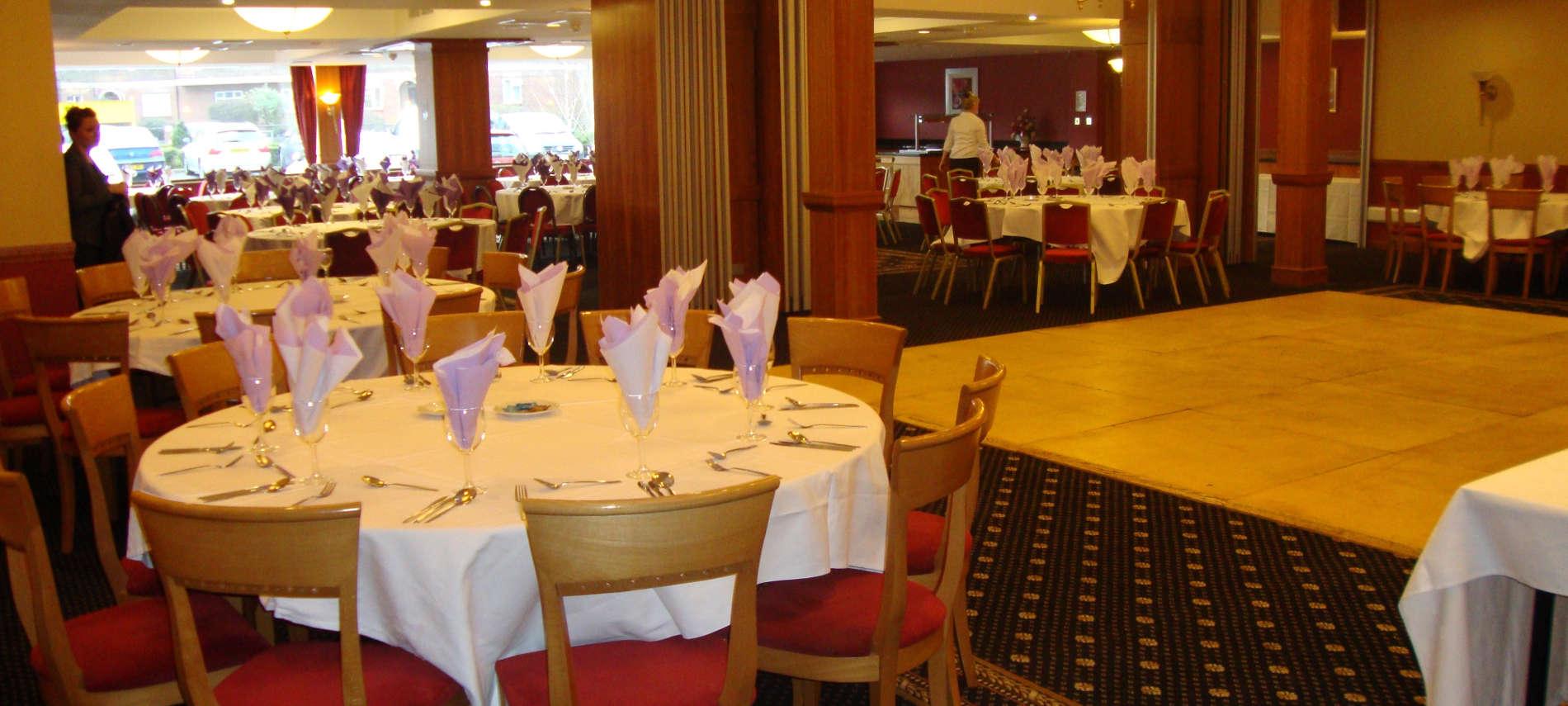 Function halls Wembley International Hotel