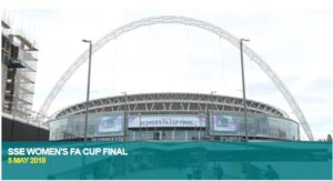 Womens FA Cup Final 2018