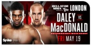 Bellator 179 Wembley
