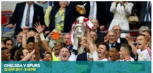 FA Cup Wembley 2017 Semi Final