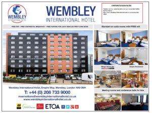 Corporate rates Wembley International Hotel