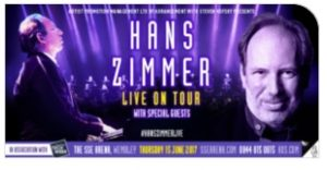 Hans Zimmer Wembley 2017