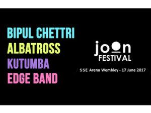 Joon Festival Wembley Arena 2017