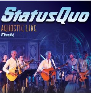 Status Quo London 2017 tour
