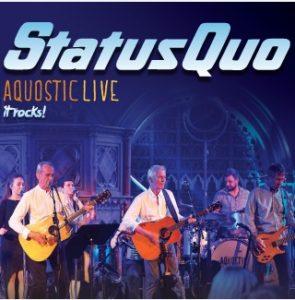 Status Quo London 2017 tour