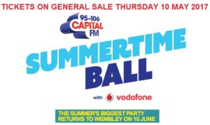 Capital Summertime Ball