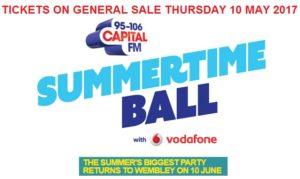 Capital Summertime Ball