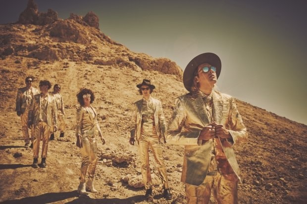 Arcade Fire tour dates 2018