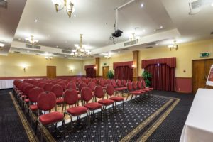 Wembley conference hall
