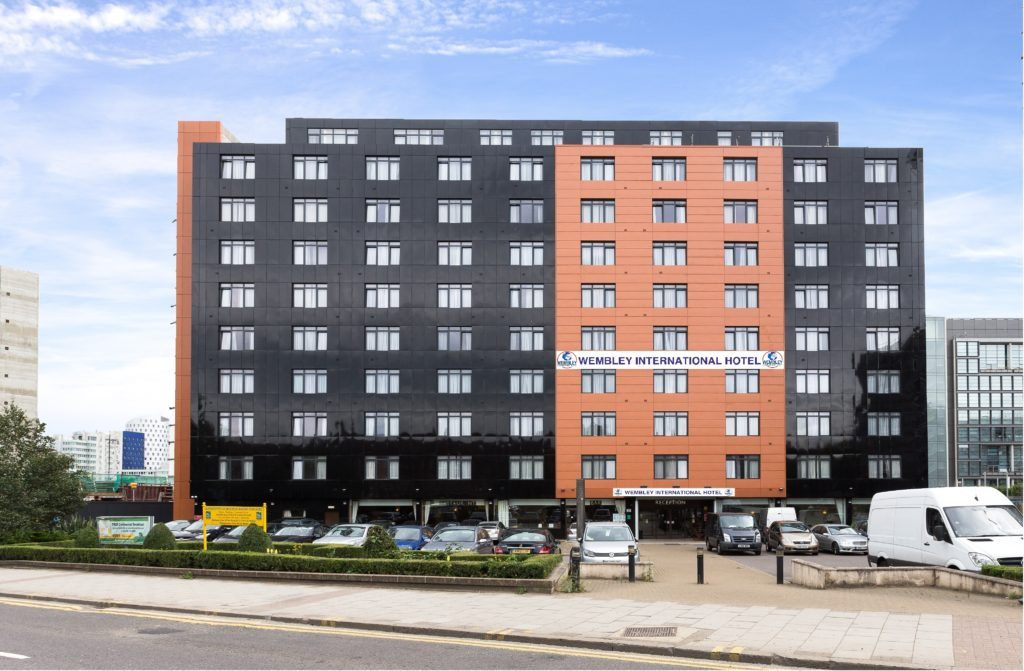 Wembley hotel rooms from £40