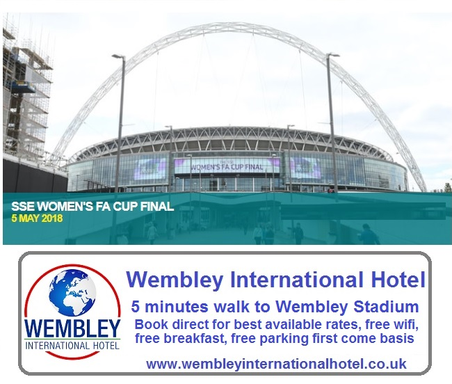 Wembley Hotels With Car Parking