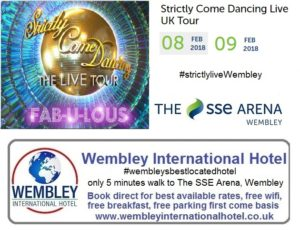 Strictly Come Dancing LIVE Wembley