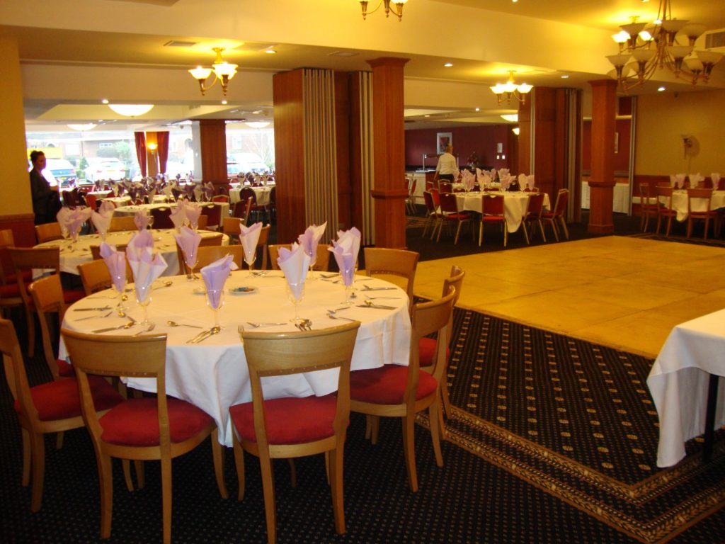 Wembley halls for hire
