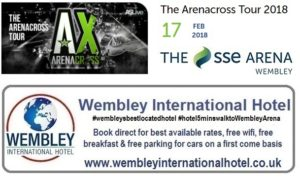 Arena Cross at The SSE Arena, Wembley 2018