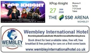 KPop Night Wembley