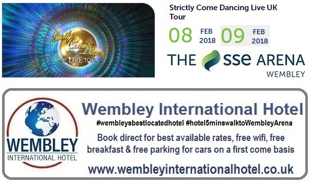 Strictly Come Dancing Live Wembley 2018