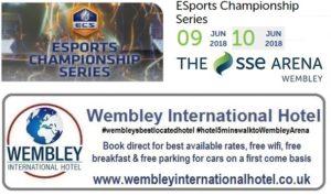 Esports Championships Wembley 2018