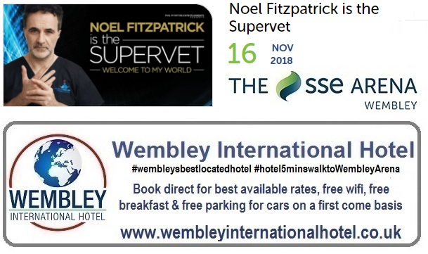 Supervet at The SSE Arena, Wembley
