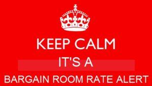 Wembley Hotel bargain rooms alert
