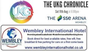 The UKG Chronicle Wembley 2018
