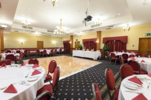 Banqueting events at Wembley International Hotel