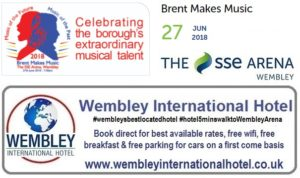 Brent Makes Music at The SSE Arena, Wembley