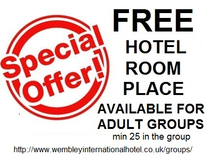 Special Offer for Groups