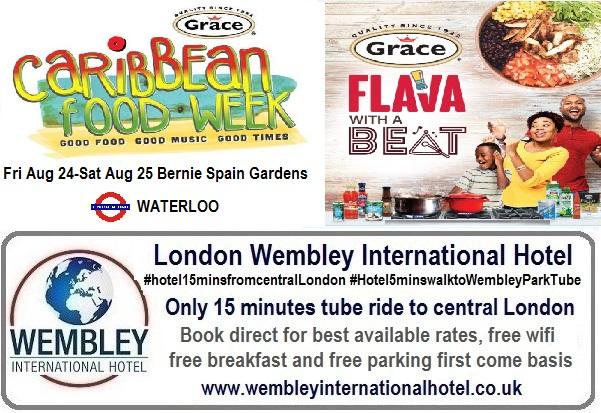 Caribbean Food Week London