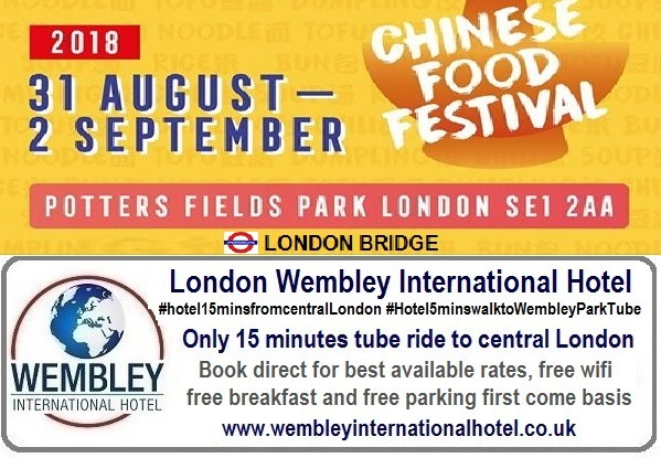 Chinese Food Festival London