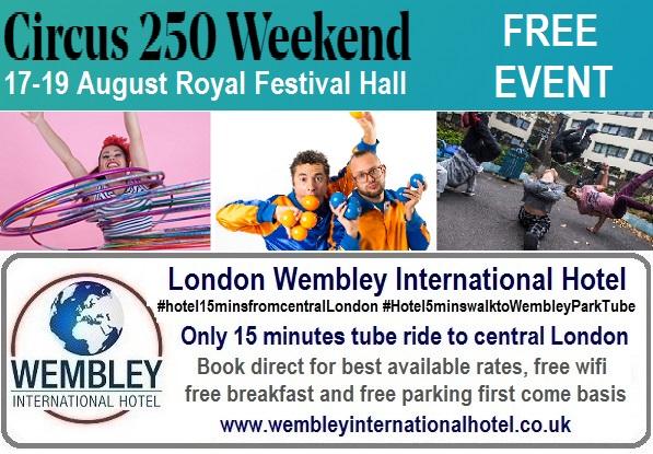 Circus 250 Royal Festival Hall