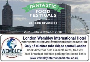 London Food Festival Sep 2018