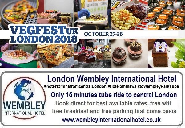 Veg Fest UK London 2018