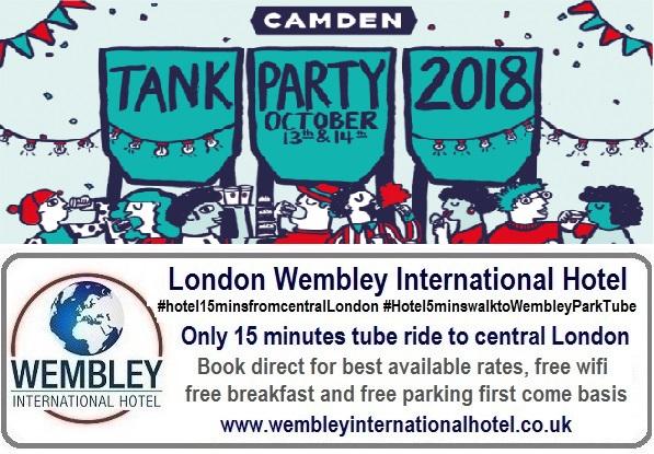 Camden Tank Party
