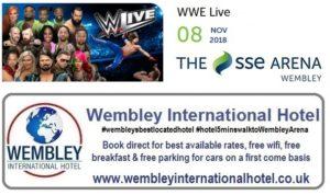 WWE Live at Wembley Arena