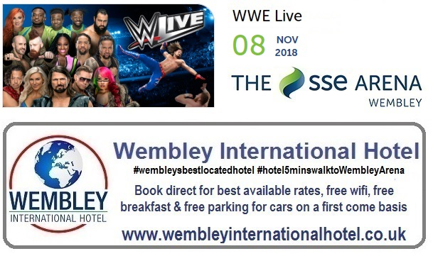 WWE Live at Wembley Arena