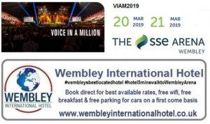 Voice in a Million 2019 Wembley