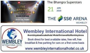 Bhangra Superstars Wembley Arena 2019