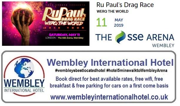 Ru Paul Drag Race