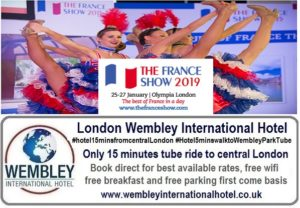 The France Show Olympia London