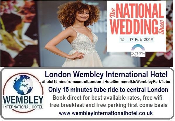 Wedding Show Feb 2019 Olympia London
