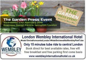 The Garden Press Event Business Design Centre