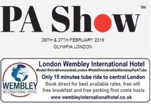 PA Show Olympia London