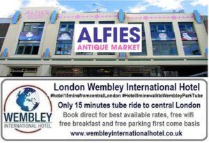 London Antiques Market Alfies