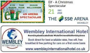 Wembley Arena Christmas Specta