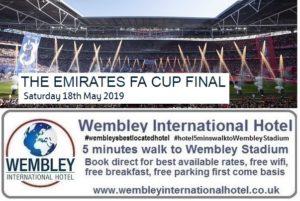 FA Cup Final May 2019