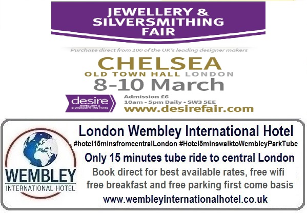 London Jewellery and Silver Fair