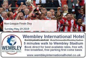 Buildbase FA Vase and Trophy Finals 2019