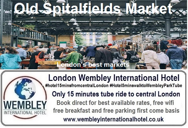 Londons best markets