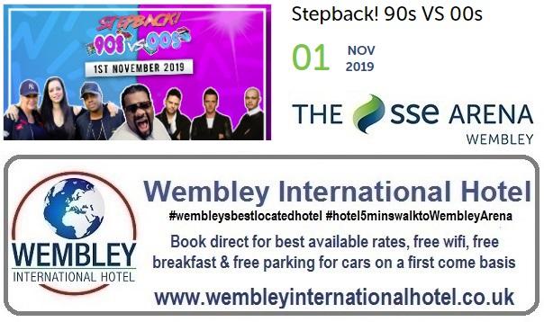 Stepback! 90s VS 00s