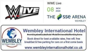 Wembley Arena WWE Live 2019